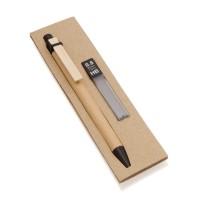 Ołówek mechaniczny z papieru