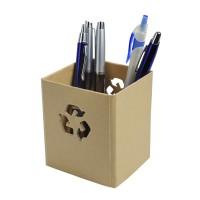 Papierowy pojemnik na długopisy