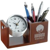 Zegar obrotowy - biurkowy