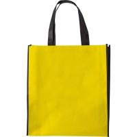 Torba non-woven żółta