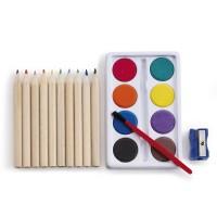 Zestaw do rysowania i malowania