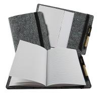 Notes w okładce z filcu A5